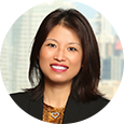 Bei Ling, Global Head of Compensation & Benefits at JPMorgan Chase